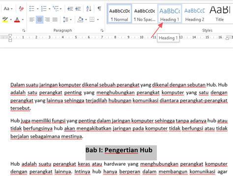 cara membuat daftar isi di word supaya rapi cara membuat daftar isi otomatis di word 100 rapi