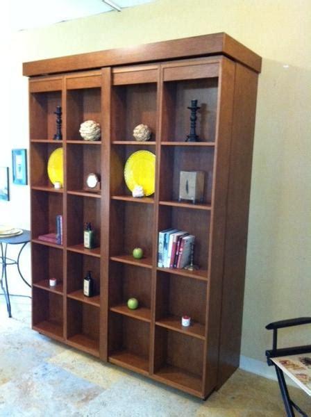 Boaz Bifold Bookcase Bed Murphy Bed Depot