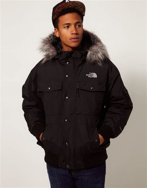 Parka Black 1 the gotham jacket in black for lyst