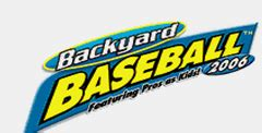 backyard baseball 2006 backyard baseball 2006 gamefabrique