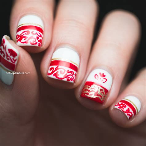 new year manicure promotion the empress of china peinture