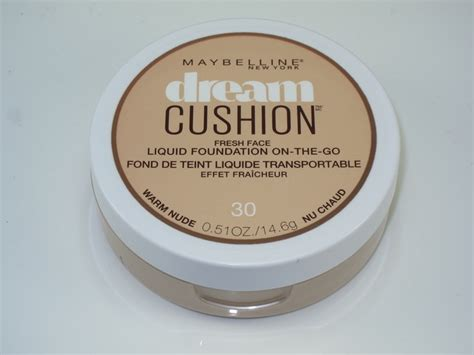 maybelline cushion fresh liquid foundation