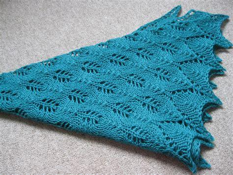 pattern triangle shawl shawl knitternatter s weblog