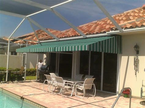 Awnings Fort Myers Residential Awnings Fort Myers Amp Naples Since 1984