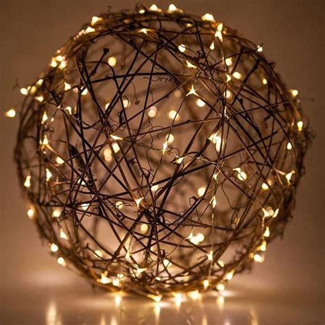 Light Balls For Trees - 68 best all white lights images on