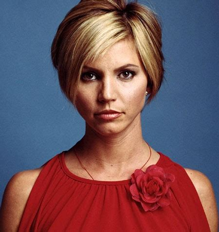 hairstyles for the fuller 30 best short hairstyles for round faces short