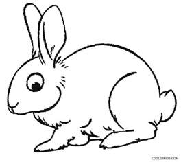 free coloring pages rabbit 11