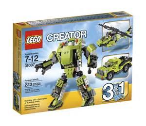 Lego Creator My Lego Style Lego Creator Power Mech 31007