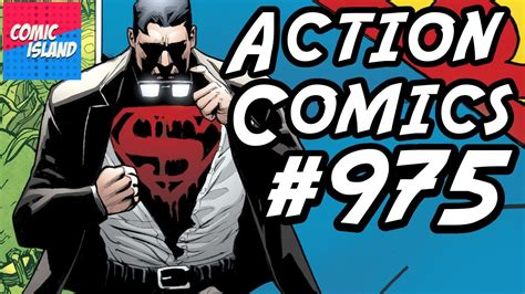 superman reborn action comics b0756pb11j action comics 975 superman vs clark kent superman reborn part 2 youtube