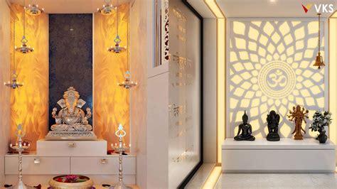 pooja room mandir interior designs indian pooja room