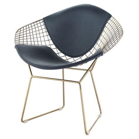 modern wire mesh chair shaped chair gold wire mesh chair mid century
