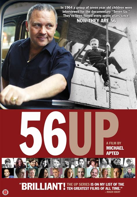 biography documentary series milestone british documentary 56 up follows seven kids to