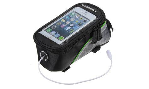 porta iphone da bici porta smartphone da bici groupon goods