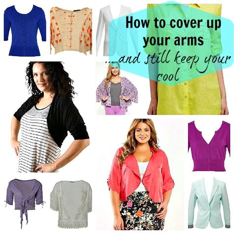 How To Cover An how to cover up arms and still keep your cool
