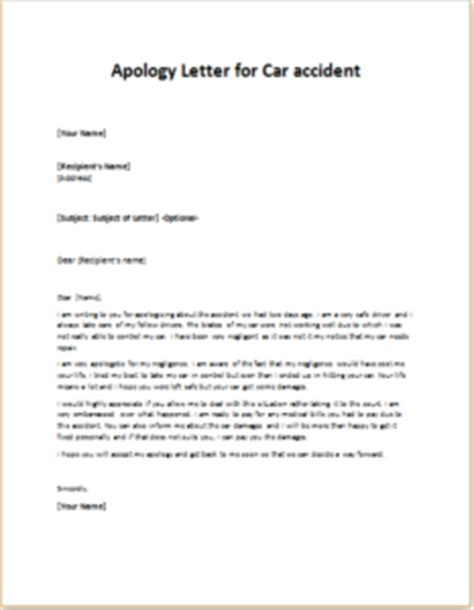 Apology Letter For Insurance Claim Apology Letter For Car Writeletter2