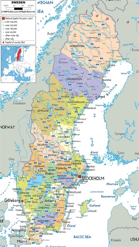 Sweden World Map by World Elections Elections Referendums And Electoral