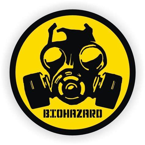 Pc Aufkleber Kaufen by Bio Hazard Gas Mask Gaming Pc Sticker Laptop Notebook