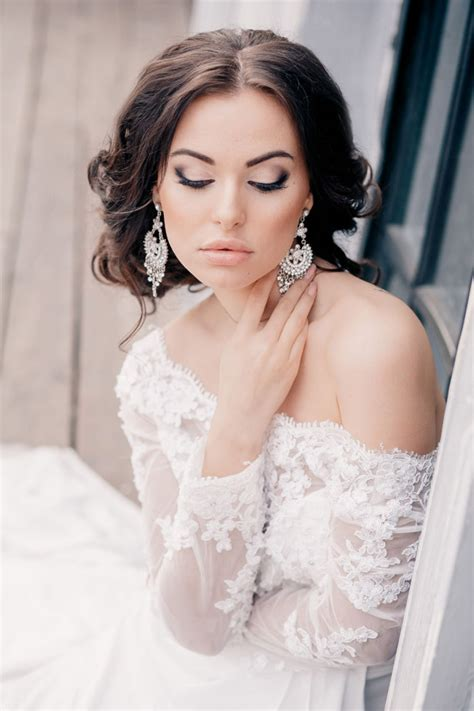 Wedding Hair And Makeup Pictures by Gorgeous Wedding Hairstyles And Makeup Ideas The