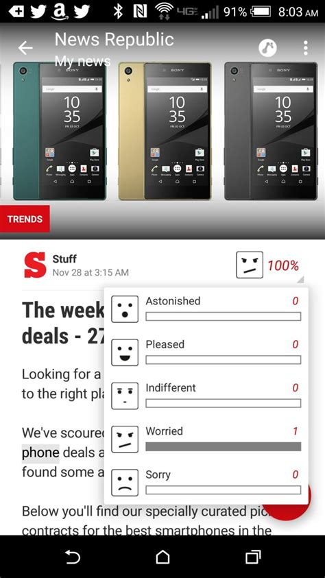 Android Republic by Android App Of The Week News Republic Htc Source