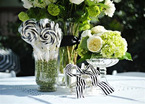 Black And White Wedding Decor by Wedding Weddings Black Wedding Black And White Wedding