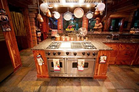 commercial grade kitchen appliances for the home wow blog chachaworld 4 million log cabin