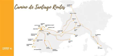 camino de santiago routes camino de santiago routes in spain caminoways