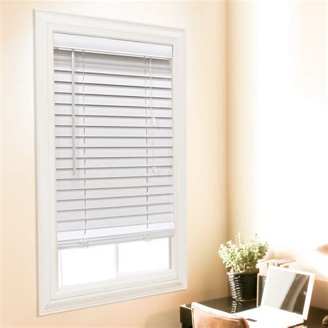 Timber Blinds Review wildon home 174 faux wood venetian blind reviews wayfair