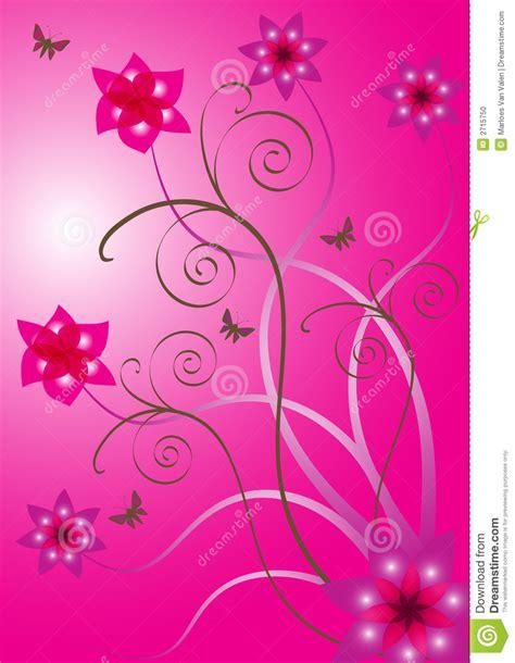 Beautiful Flower Design Stock Illustration Image Of Beautiful Designs