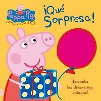 libro peppa pig feliz cumpleaos dia del libro infantil y juvenil paperblog