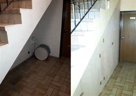 wandschrank unter treppe neuer wandschrank vfr marienfeld 1946 e v