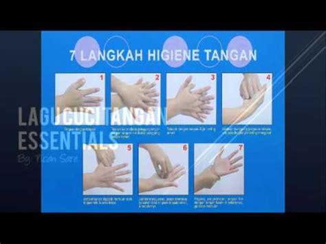 lagu cuci tangan  langkah youtube