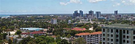 google map  dar es salaam tanzania nations  project