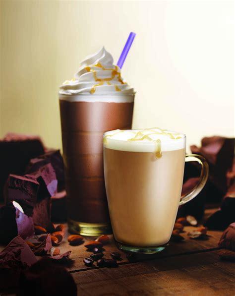 Coffee Bean Vanilla Blended new seasonal menu from the coffee bean tea leaf lipstiq