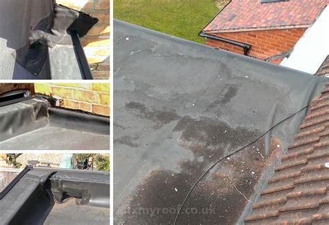 Diy Roof Repair Flat Roof Repair Guide Easy For Diy Or Trade