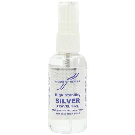 Does Colloidal Silver Detox by Colloidal Silver Spray 50ml Zoom Health Uk