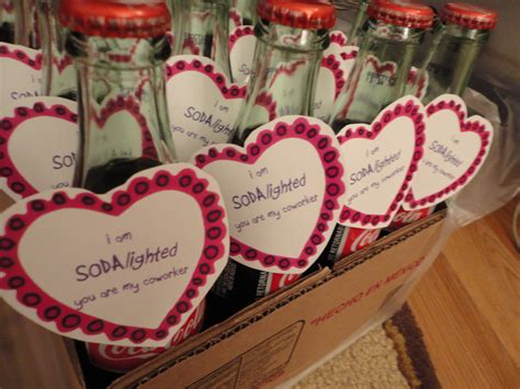 secret valentines ideas for coworkers treats for employees am sodalighted you are my