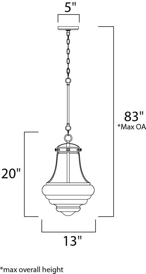 Retro 1-Light Pendant
