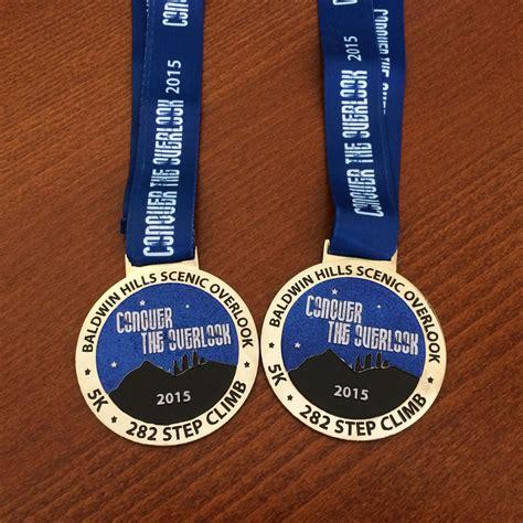 Handmade Medals - custom running medals msh medals