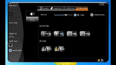 hd audio deck via hd audio deck windows 10 galleria di automobili