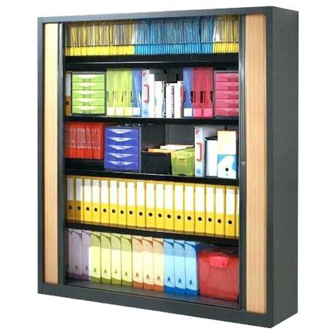 Meuble De Classement Bureau by Rangement Dossier Bureau Meuble Pour Classer Les