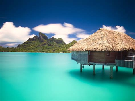 tiki hut vacations on the water fiji bungalow perfect areas for relaxation bungalow house