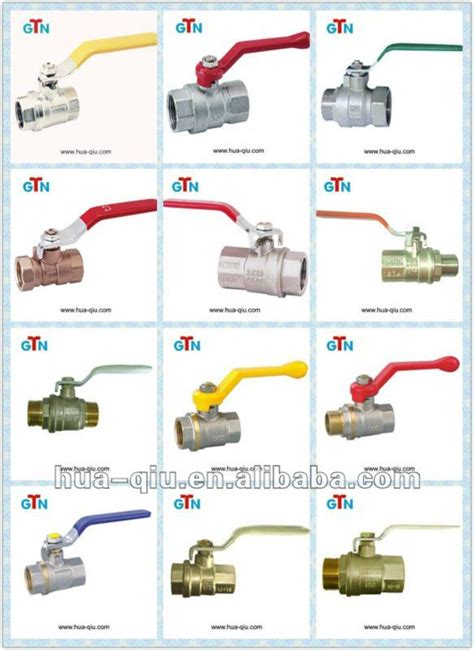Different Types Of Plumbing Valves by Nickel Plated Brass Water Valve Types Products From