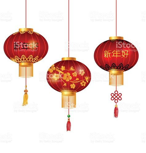 electric chinese lantern lights set of red chinese lanterns circular for happy new year