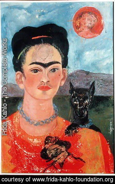 frida kahlo self portrait biography frida kahlo the complete works self portrait with