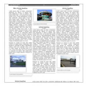 newspaper template docs educational technology and mobile learning 5 handy