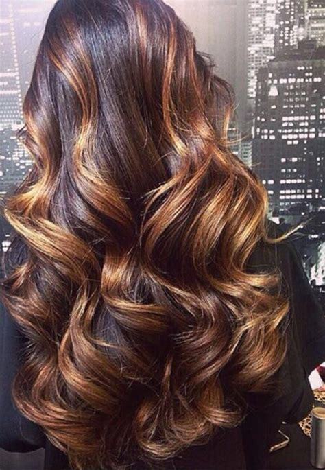 copper brown toner hair 225 best images about two tone hair on pinterest chunky
