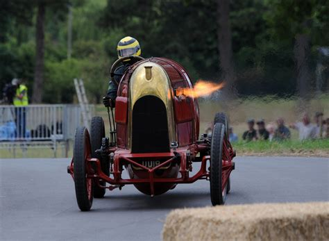 the beast is back fiat s76 returns to chateau impney in