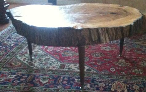 tree section table cross section of cypress tree table diy pinterest
