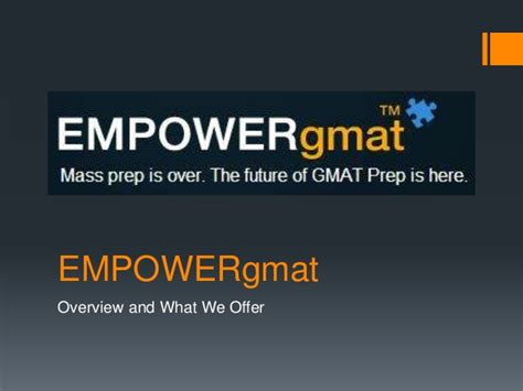 Top Mba Prep Courses by Empowergmat Best Gmat Prep Course