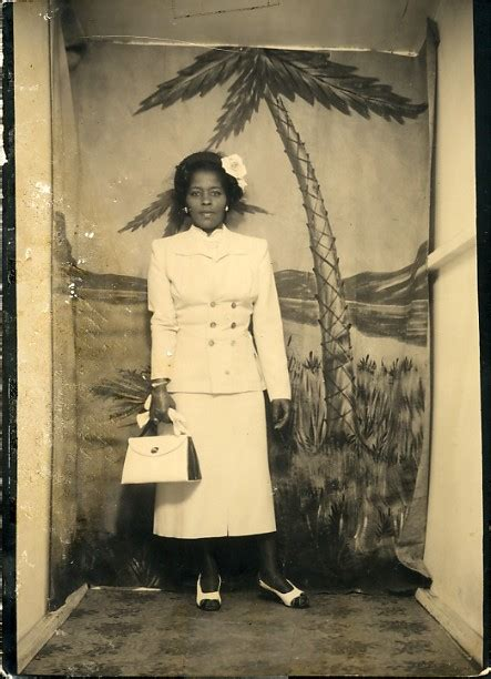 african american women intheir40s 1940s fashion the chocolate fashion blog